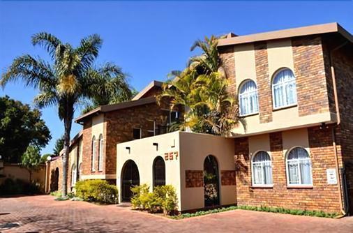 Glen Marion Guest House - Pretoria - Rakennus