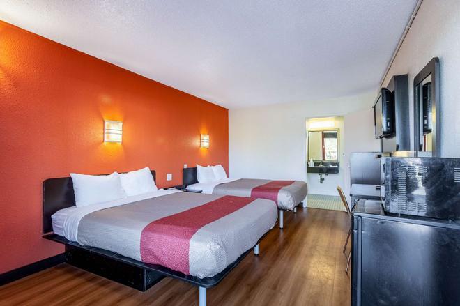 Motel 6 Little Rock West - Little Rock - Bedroom