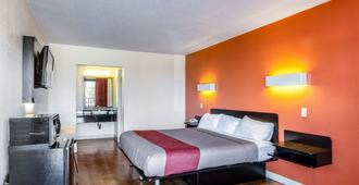 Motel 6 Little Rock West - ליטל רוק - חדר שינה