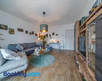 Apartment Happy Day - Varaždin - Living room