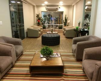 Assi Palace Hotel - Mirassol - Lounge