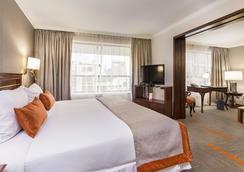埃爾博斯克廣場埃布羅酒店 - 聖地牙哥 - 聖地亞哥 - 臥室