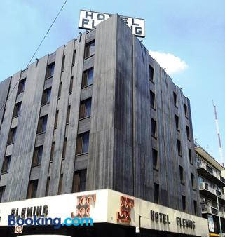 Hotel Fleming - Mexico City - Building
