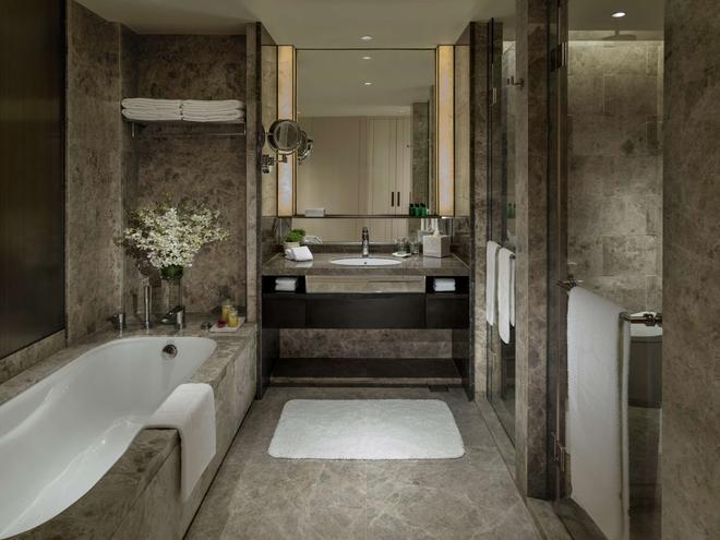 科倫坡香格里拉大酒店 - 可倫坡 - 浴室