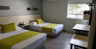 博覽會酒店 - 瓜達拉哈拉 - 瓜達拉哈拉 - 臥室