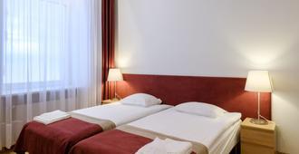 Hotel Metropolis - קאונאס - חדר שינה