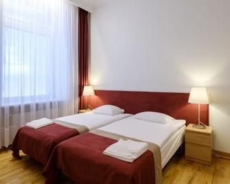 Hotel Metropolis - Kaunas - Bedroom