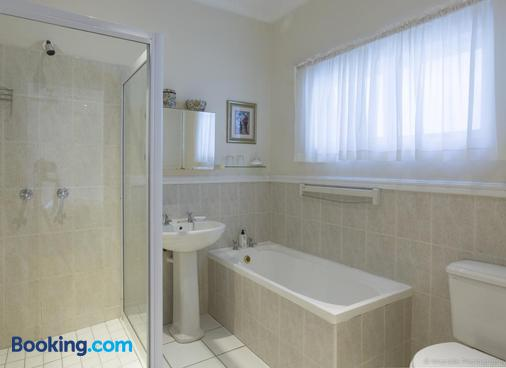 Carslogie House - Port Elizabeth - Phòng tắm