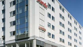 Scandic S:t Jörgen - Malmø - Bygning