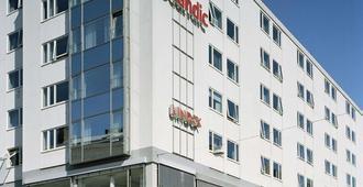 Scandic S:t Jörgen - מאלמה - בניין