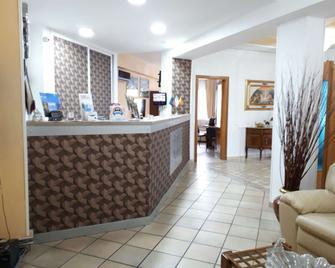 Hotel Martini - Casoria - Receptie