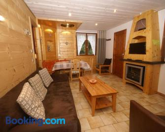 Ronds Chetys - Chalet - Ventron - Living room