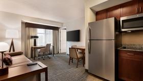 Residence Inn by Marriott Baltimore Downtown/Inner Harbor - Baltimore - Living room