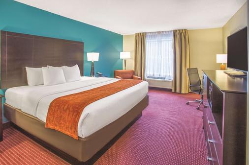 La Quinta Inn & Suites by Wyndham O'Fallon, IL - St. Louis - O'Fallon - Schlafzimmer