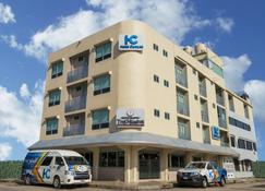 Hotel Careyes - Coatzacoalcos - Building