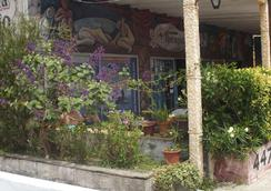 Hostel Ibirapita - La Paloma - Näkymät ulkona