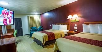 Red Roof Inn & Suites Piqua - I-75 - Piqua - Bedroom