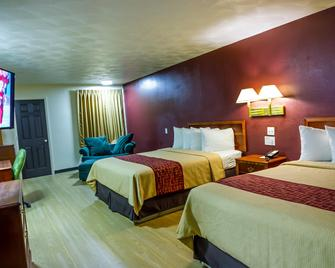 Red Roof Inn & Suites Piqua - I-75 - Piqua - Спальня