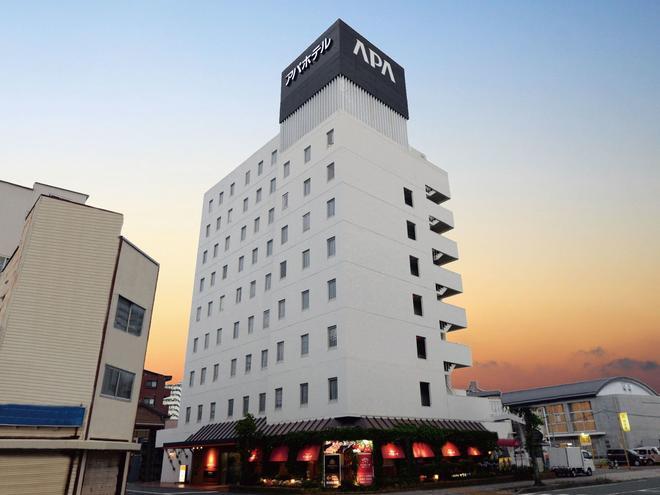 Apa Hotel Hamamatsu Eki Minami - Hamamatsu - Rakennus