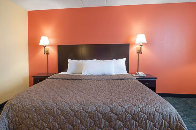 Rodeway Inn Meadowlands - Secaucus - Bedroom