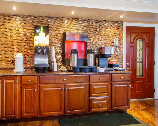 Rodeway Inn Meadowlands - Secaucus - Buffet