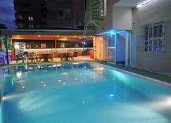 Happy Homes Apart Hotel - Alanya - Svømmebasseng