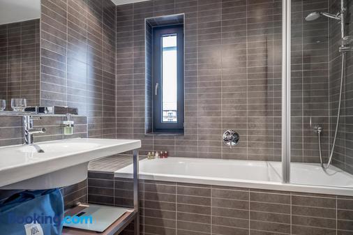 Josl Mountain Lounging Hotel - Obergurgl - Bathroom