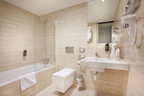 Grandior Hotel Prague - Prague - Bathroom