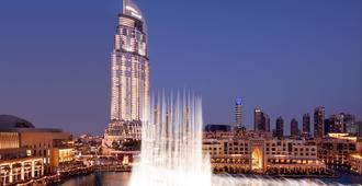Address Downtown - Dubai - Vista del exterior