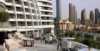 Address Downtown - Dubai - Balcony
