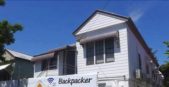 Gonow Family Backpackers Hostel - Brisbane - Κτίριο