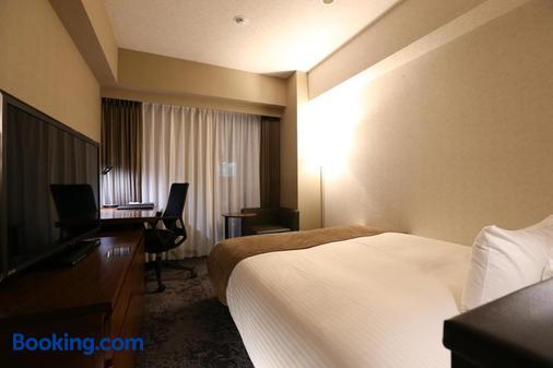 名古屋太閣大道邊大和roynet飯店 - 名古屋 - 臥室