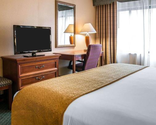 Quality Inn - Southfield - Bedroom