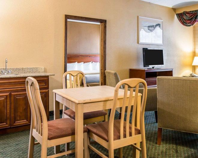 Quality Inn Southfield - Southfield - Speisesaal