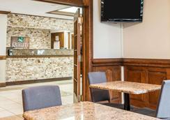 Quality Inn - Southfield - Restaurant