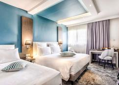 Mercure Cabourg - Hôtel & Spa - Кабур - Спальня