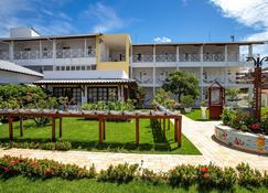 Brisamar Hotel Pousada - Barra de São Miguel - Κτίριο
