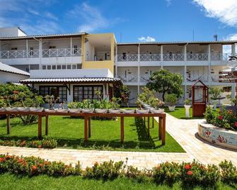 Brisamar Hotel Pousada - Barra de São Miguel - Gebouw