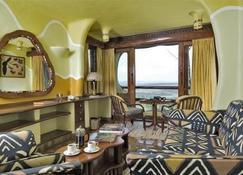 Mara Serena Safari Lodge - Maasai Mara - Living room