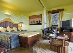 Mara Serena Safari Lodge - Maasai Mara - Bedroom