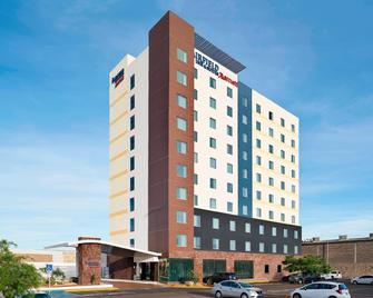 Fairfield Inn & Suites by Marriott Nogales - Nogales - Gebouw
