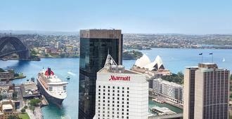 Sydney Harbour Marriott Hotel at Circular Quay - Sydney - Outdoor view