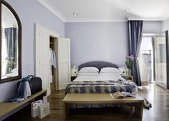 Hotel Palazzo Papaleo - Otranto - Schlafzimmer