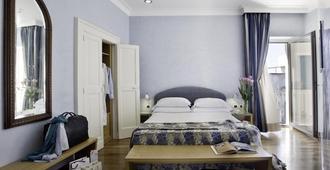 Hotel Palazzo Papaleo - אוטרנטו - חדר שינה