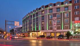 Grand S Hotel - Istanbul - Bâtiment