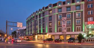 Grand S Hotel - Estambul - Edificio