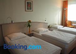 Panorama Inn Hotel Und Boardinghaus - Hamburg - Schlafzimmer