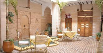 Riad Schanez - Marrakesh - Patio