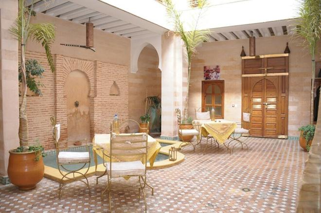 Riad Schanez - Marrakech - Patio