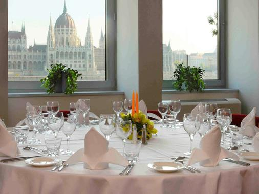 Novotel Budapest Danube - Budapest - Banquet hall